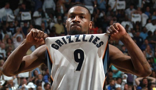 """Affectionately known in Memphis as """"The Grindfather,"""" Tony Allen tops our list of best perimeter defenders."""