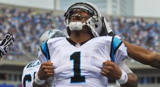 Cam Newton's primed for another big fantasy season.   One of only 3 QB's making my top tier.