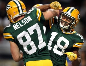 Will the departure of Greg Jennings bolster the stock of Packers receivers Randall Cobb and Jordy Nelson?