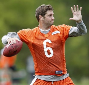 """Smoking"" Jay Cutler could be due for his best season as a pro"