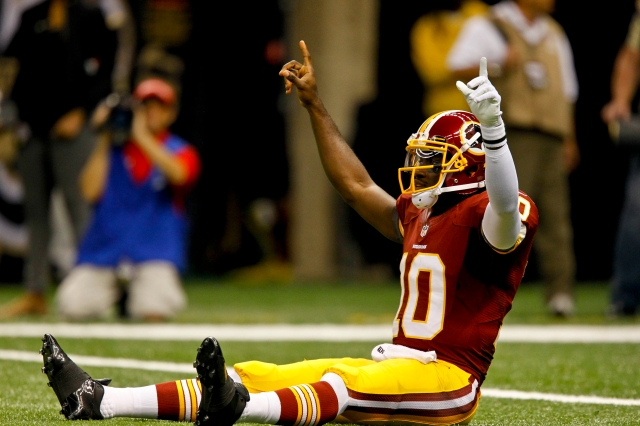 Will RGIII continue his assault on the league in 2013?