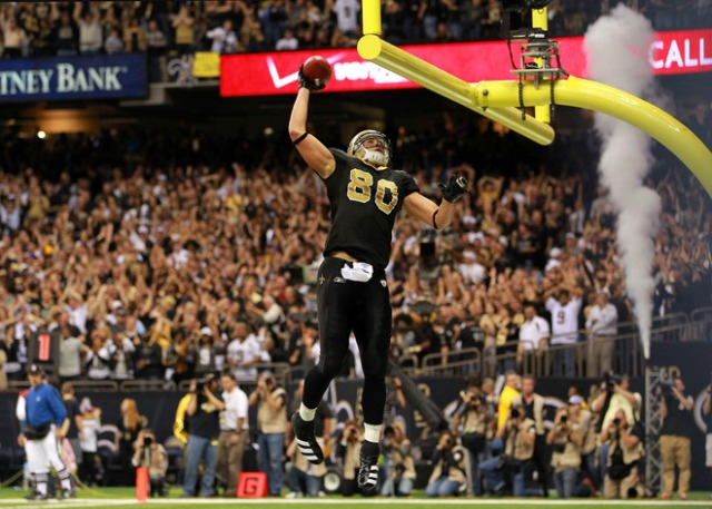 "When it comes to the Tight End position, Jimmy Graham is a ""slam dunk"""