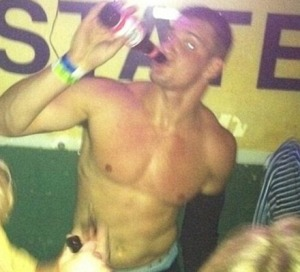 If the Gronk spends as much time on the field as he did in Cabo, his fantasy owners should be fine
