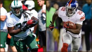 "Both of the ""new"" starters in NY should be solid RB2s for fantasy squads this year."