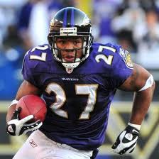 More touches should lead to more points for Ray Rice in 2013