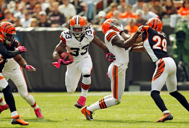 Will Trent Richardson become the latest fantasy stud under new Browns OC Norv Turner?