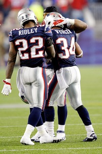 Anthony (and probably only Anthony) thinks Shane Vereen could outperform his more heralded teammate in Stevan Ridley