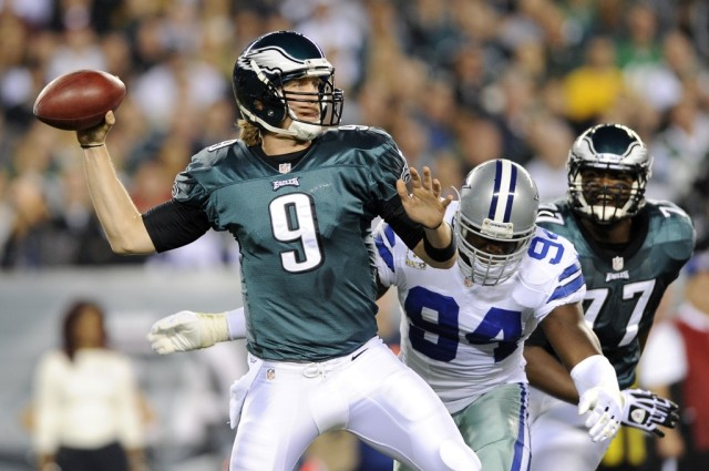 With the absence of Aaron Rodgers, could Nick Foles really be a top 5 quarterback?