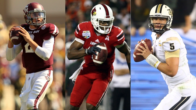 Who will be the first QB off the board in this year's NFL Draft?