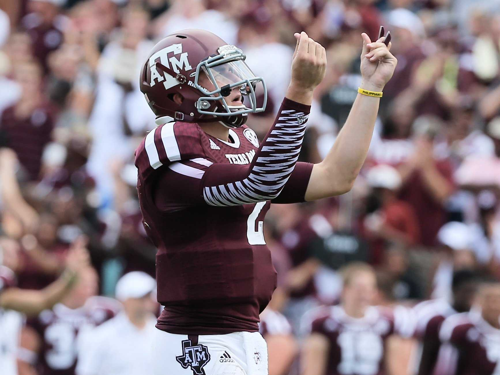 Armchair Scouting Reports Johnny Manziel Qb Texas A Amp M