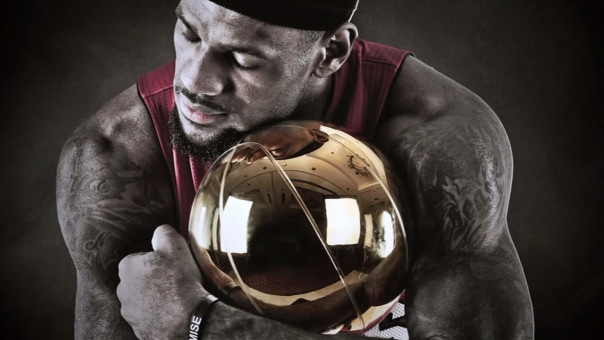 Will Lebron capture his third title in as many years?