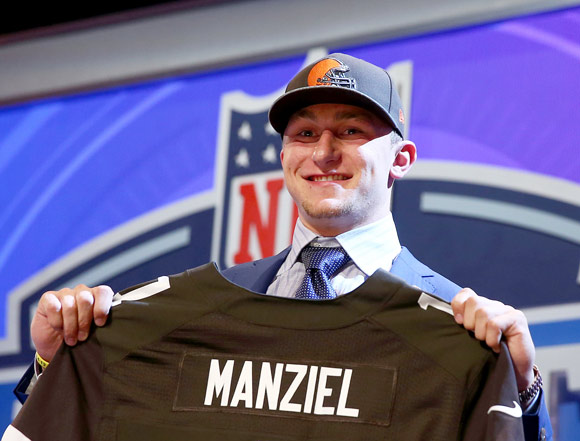 We know Johnny Manziel can sell tickets but can he help turn around the Browns franchise?