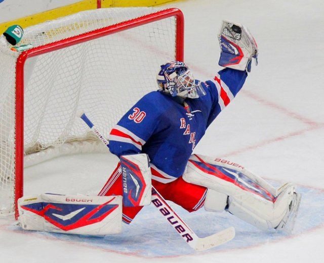 "Can ""King"" Henrik lead the Rangers to their first Cup in 20 years?"